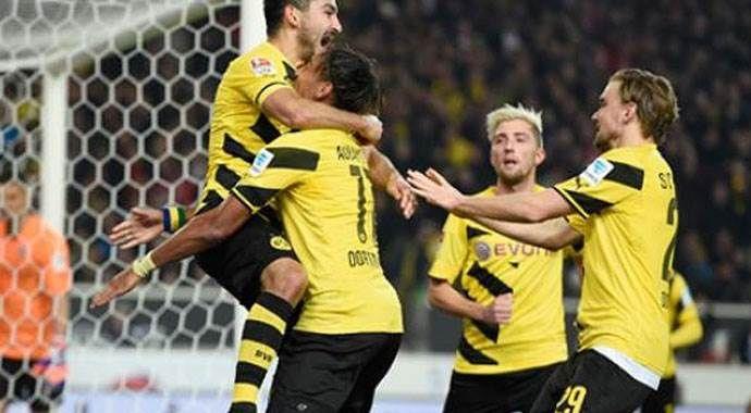Dortmund 4'ledi