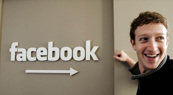 Zuckerberg kullanıcı sayısını açıkladı