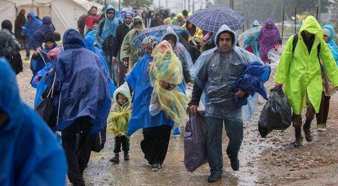 AB üç milyon sığınmacı bekliyor