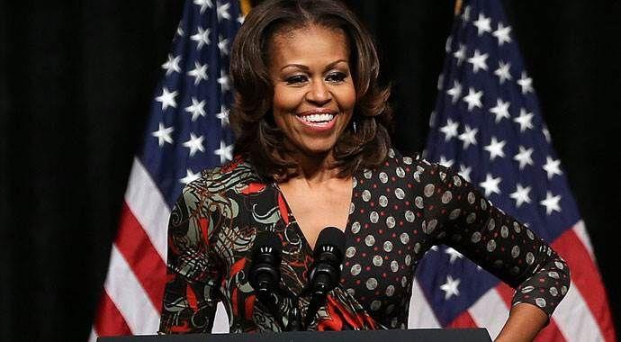 Michelle Obama'nın Ürdün ziyareti iptal edildi