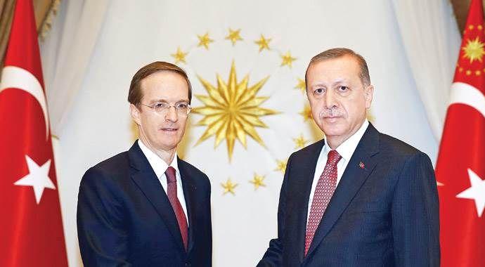 Liderler Erdoğan'la görüşmek için sırada