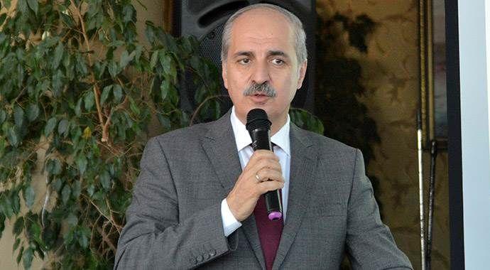 Kurtulmuş'tan 'Yeni Türkiye' açıklaması
