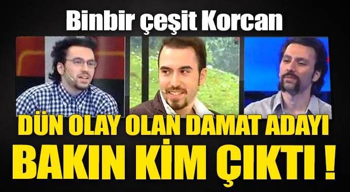 Türkiye'de olay olan damat adayı bakın kim çıktı!