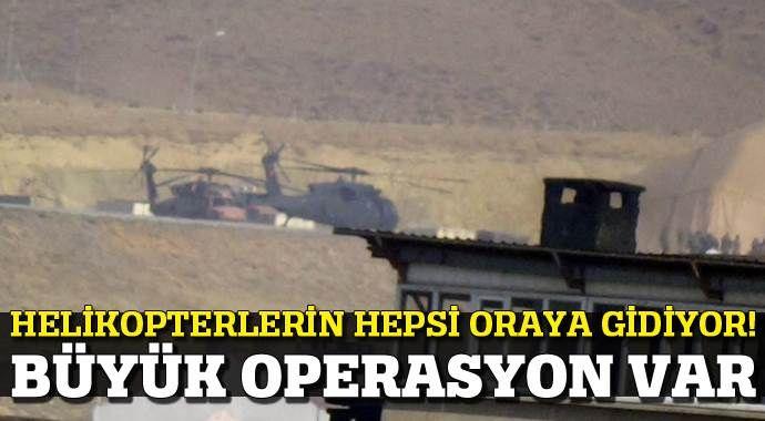 Dağlıca'da büyük operasyon!