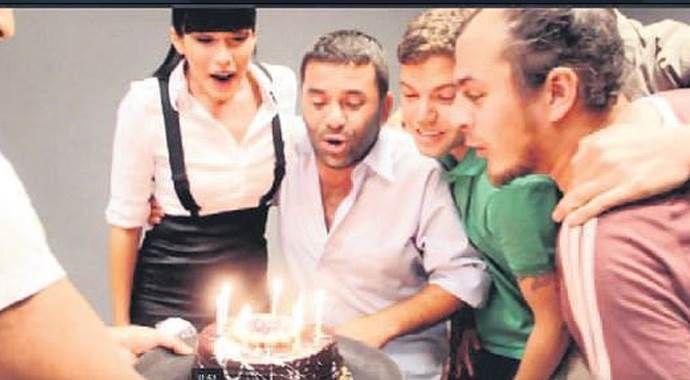 Bülent Şakrak 38'inci yaşını kutladı