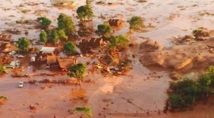 Brezilya'da baraj çöktü: 16 ölü