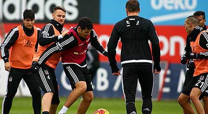 Beşiktaş'ta durmak yok! Bursaspor hazırlıkları başladı
