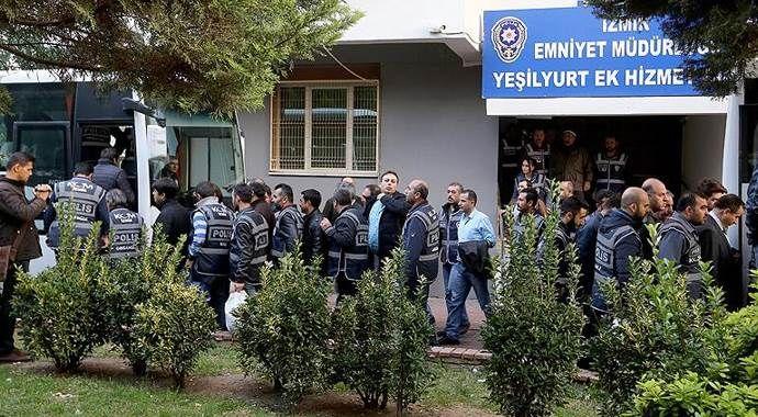 İzmir merkezli operasyonda yakalanan 36 kişi hakkında tutuklama istemi
