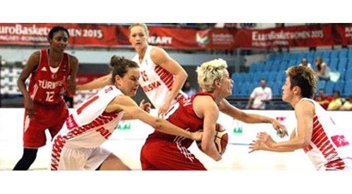 Milli Takım Avrupa Şampiyonası'na hızlı başladı