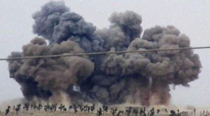 Rusya, Suriye'de kimi bombalıyor?