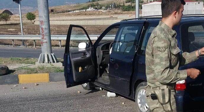 Kahramanmaraş'ta korkunç kaza: 1 ölü, 4 yaralı