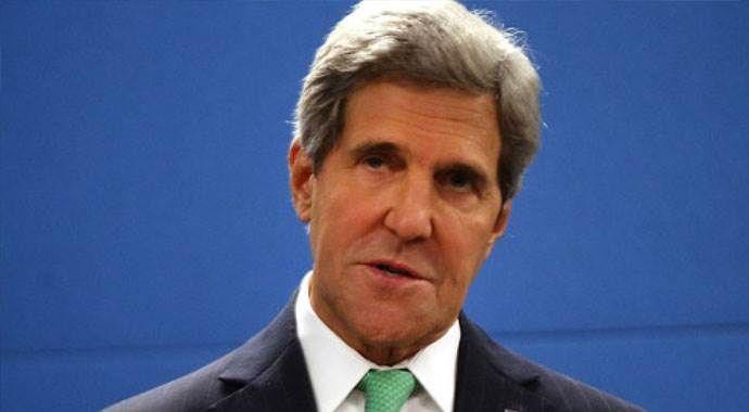 John Kerry'nin Yunanistan ziyareti iptal edildi