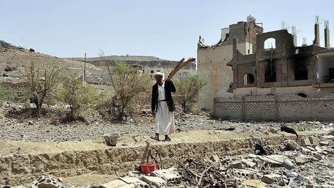 Taiz'deki Husi saldırılarında 5 sivil öldü