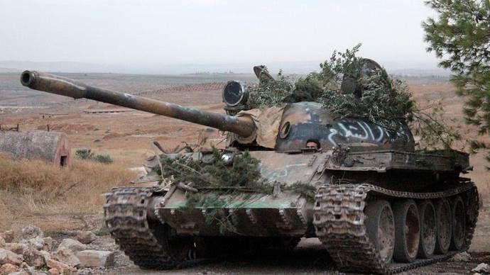 Suriye'de muhaliflerin ilerleyişi devam ediyor