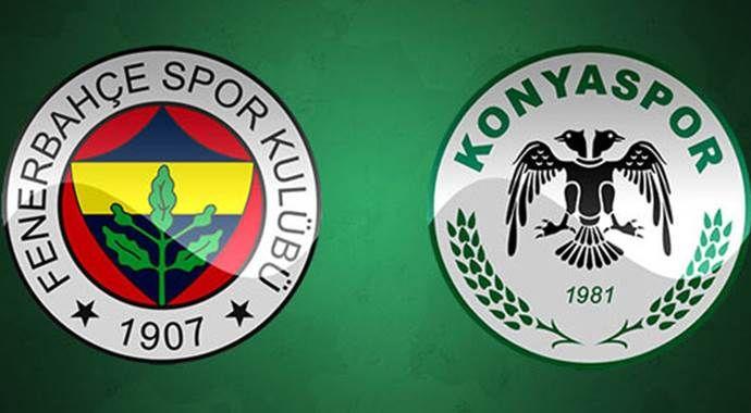 Fenerbahçe ile Torku Konyaspor 29. maça çıkıyor