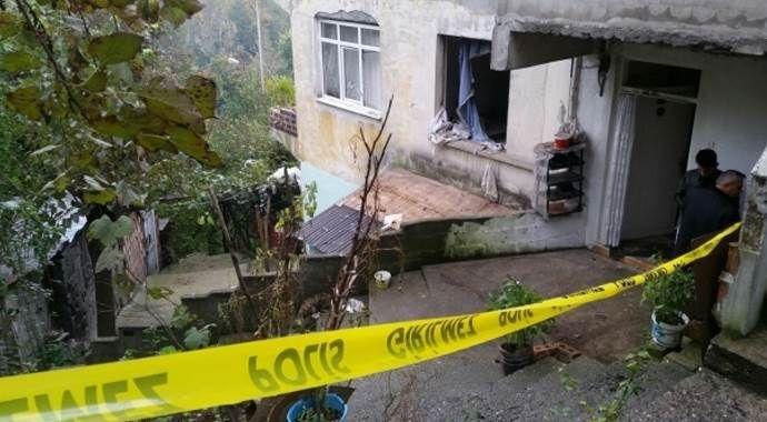 Zonguldak'ta soba patladı: 1 yaralı