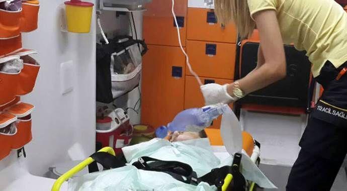 Tüfekle yaralanan çocuk hayatını kaybetti