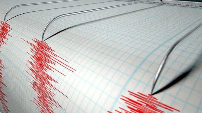 Şili'de 6,8 büyüklüğünde deprem