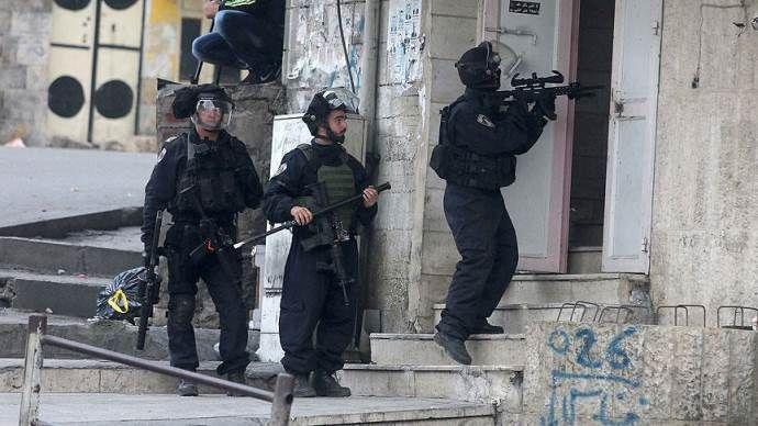 İşgalci İsrail güçleri, Filistinli bir kadını vurdu