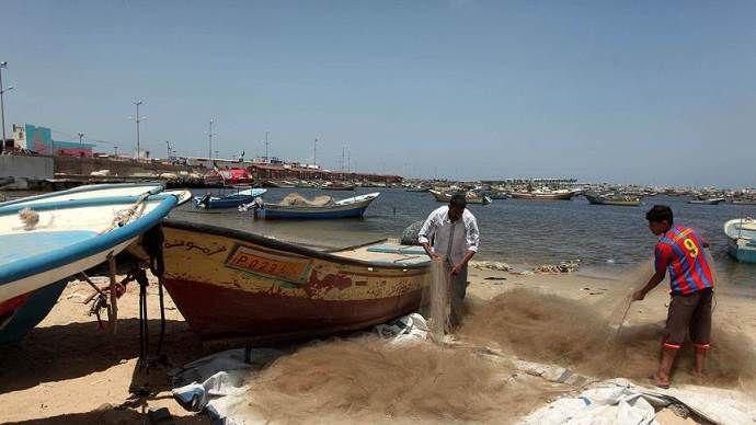 Gazzeli balıkçı Mısır askerlerinin açtığı ateşte hayatını kaybetti