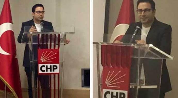 Atilla Taş CHP üyesi oldu