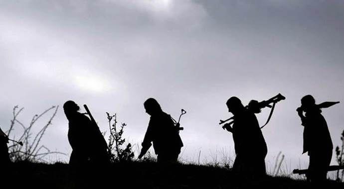 İki terörist ölü ele geçirildi