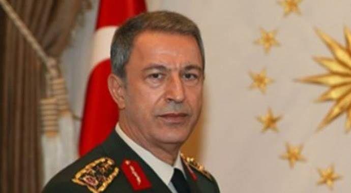 Genelkurmay Başkanı Hulusi Akar Diyarbakır'da