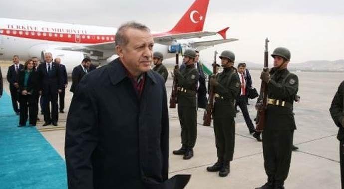 Cumhurbaşkanı Erdoğan Fransa'ya gidecek