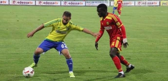 Yeni Malatyaspor 2. yarıda vurdu