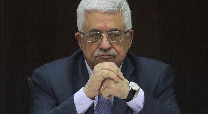 Mahmud Abbas, Samih Şükri ile görüştü