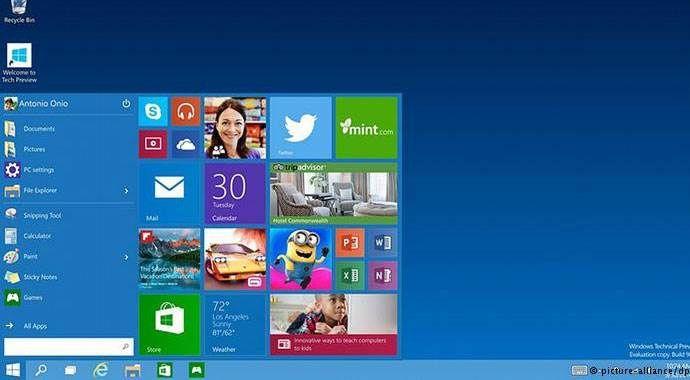 Microsoft'tan Windows 10 destek sayfasına güncelleme