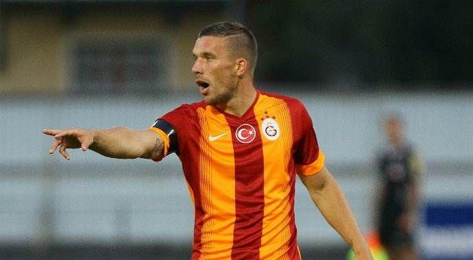 Podolski'den mağlubiyet açıklaması