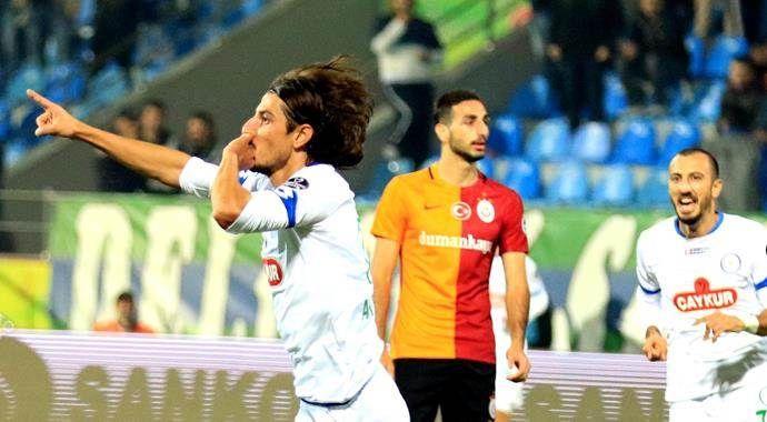 Mehmet Akyüz 'büyük'lerin kabusu oldu