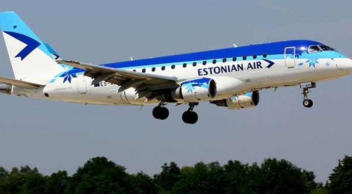 Estonya Hava Yolları iflas etti, tüm uçuşlar iptal edildi
