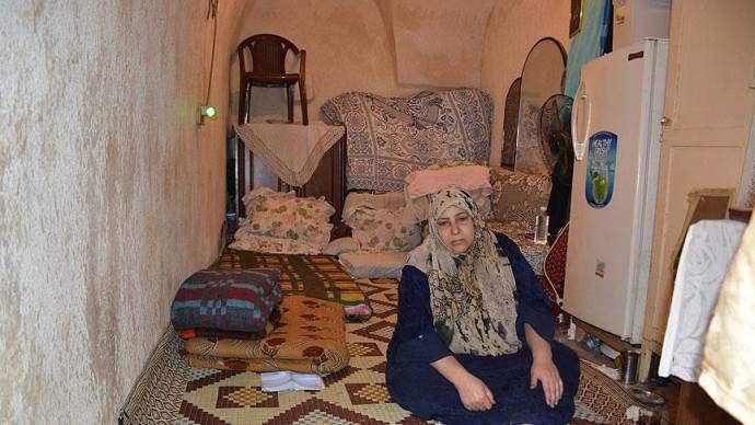 Lübnan'daki 'Kadınlar Hanı' sakinlerinin sağlığını tehdit ediyor