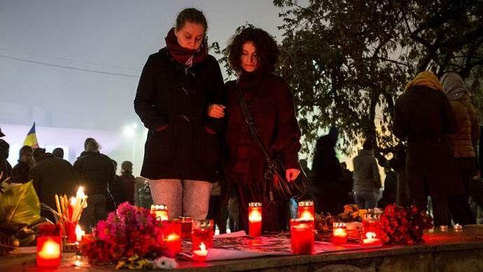 Romanya'daki yangında ölü sayısı 41'e yükseldi