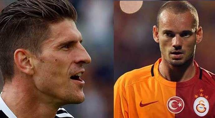 Sneijder ve Gomez'in ortak kaderi