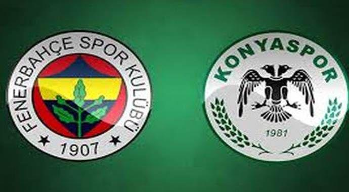 Fenerbahçe Konyaspor maçı saat kaçta hangi kanalda ?(LİG TV)