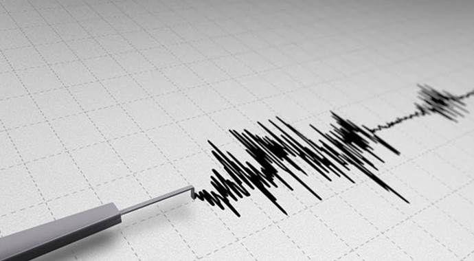 Zonguldak'ta deprem oldu