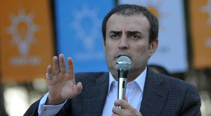 """AK Partili Ünal: """"Devleti ele geçirme mücadelesinden vazgeçin'"""