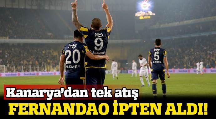 Fenerbahçe istediğini aldı!