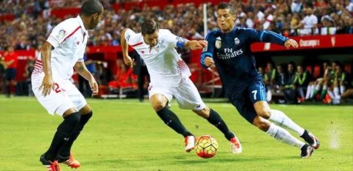 Sevilla, Real Madrid'e 'dur' dedi