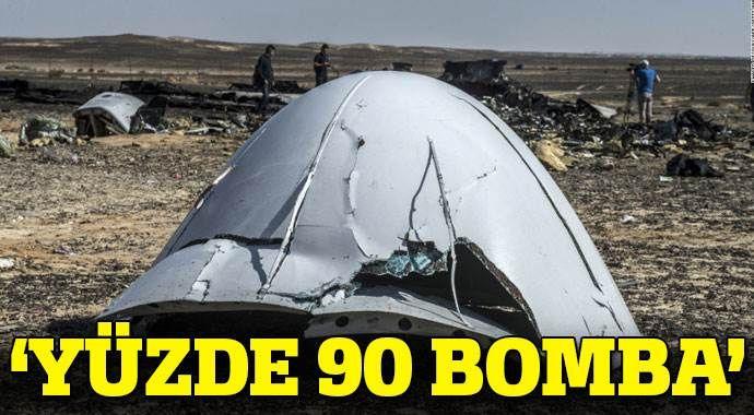 """""""Rus uçağını yüzde 90 bomba düşürdü"""""""