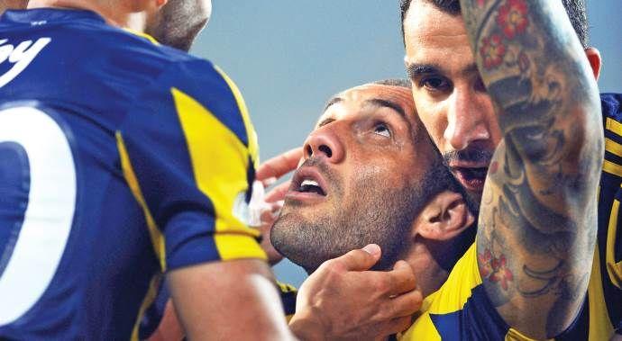 Fenerbahçe Kadıköy'de Torku Konya'yı tek golle geçti