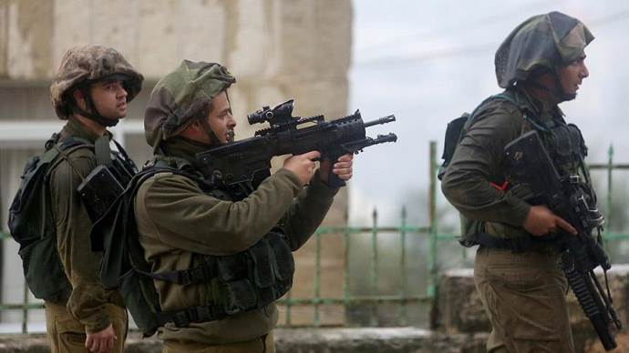İşgalci İsrail güçleri, Filistinli öğrencileri gaza boğdu