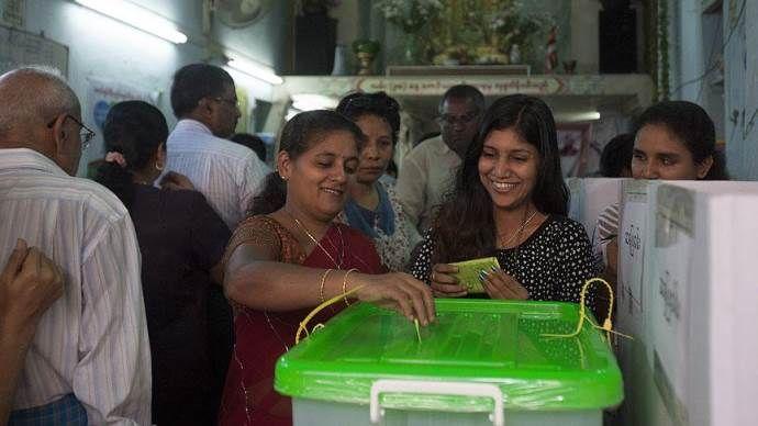Myanmar'da oy verme işlemi sona erdi