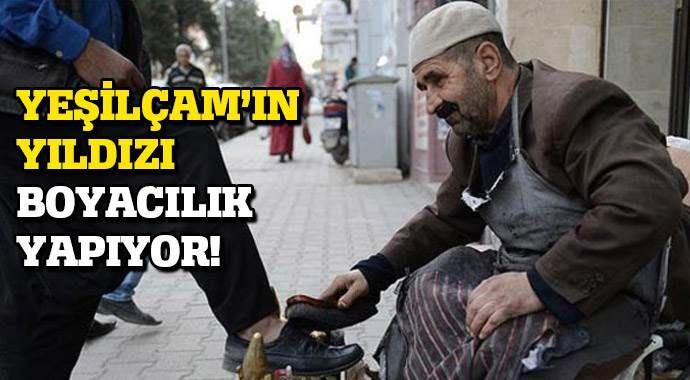 Yeşilçam'ın emektarı 'Artist Ahmet' destek bekliyor