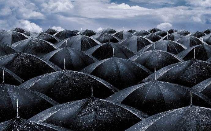 Karadeniz'de kuvvetli yağış ve fırtınaya dikkat!
