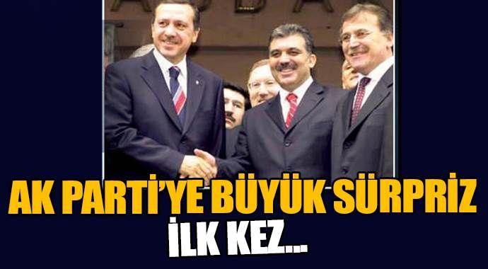 AK Parti'ye 18 Kasım sürprizi