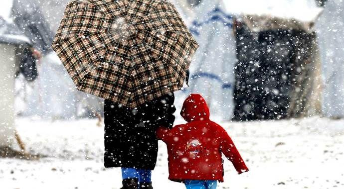 O illere kar yağışı uyarısı!